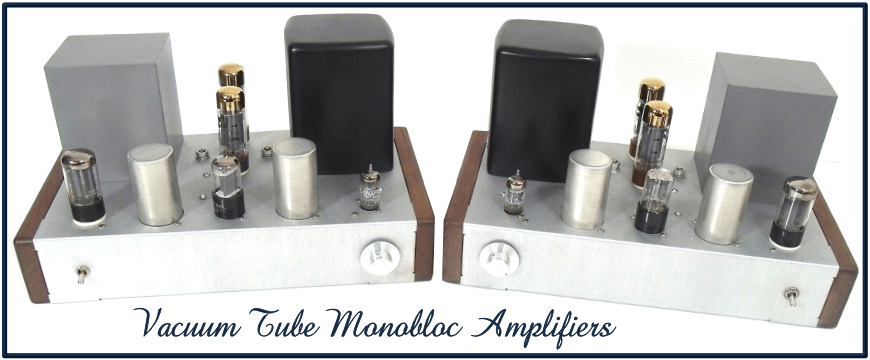 Same monobloc set featured side by side at a slight angle.
