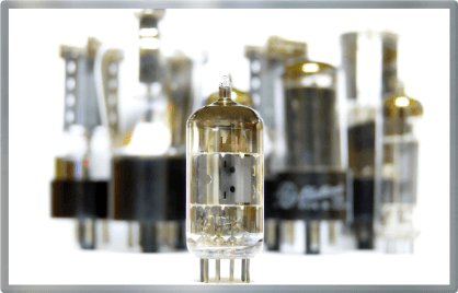 Collection of vintage vacuum tubes - very clean!